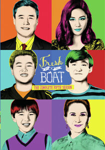 Fresh off the Boat: The Complete Fifth Season