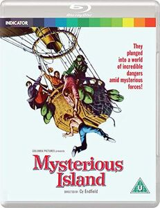 Mysterious Island [Import]