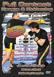 Full Contact Karate And Kickboxing