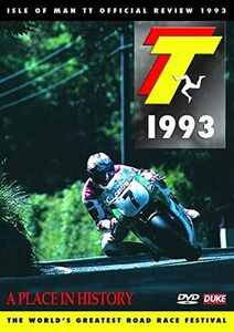 1993 Isle Of Man Tt Review: Place In History