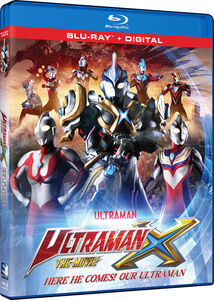 Ultraman X Movie: Here He Comes Our Ultraman
