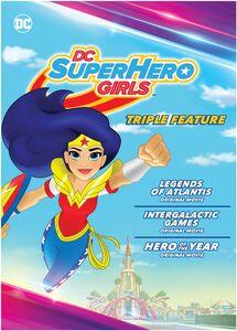 DC SuperHero Girls Triple Feature