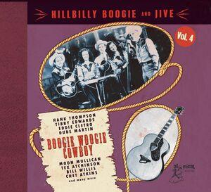 Boogie Woogie Cowboy (Various Artists)