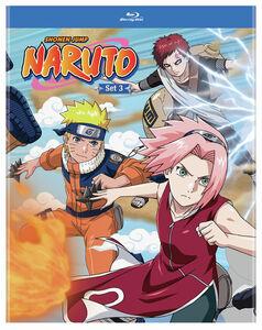 Naruto: Set 3