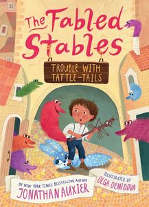 TROUBLE WITH TATTLE TAILS