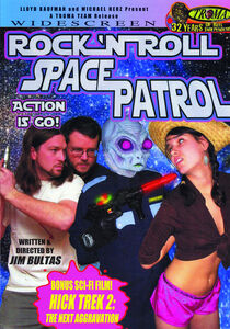 Rock N Roll Space Patrol