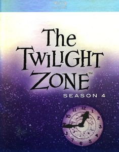 The Twilight Zone: Season 4 [Black And White] [Full Frame] [5 Discs]