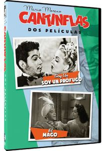 Cantinflas Double Feature - Soy Un Profugo /  El Mago