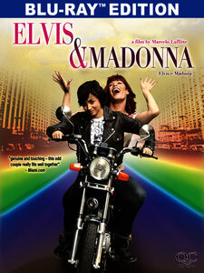 Elvis and Madonna