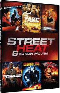 Street Heat - 6 Action Films