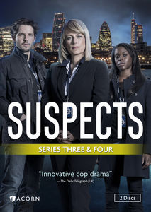 Suspects: Series Three & Four
