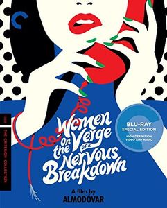 Women on the Verge of a Nervous Breakdown (Criterion Collection)