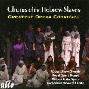 Chorus Of The Hebrew Slaves Greatest