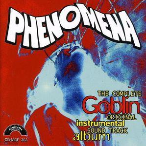 Phenomena (The Complete Original Instrumental  Soundtrack Album) [Import]