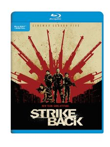 Strike Back: Cinemax Season Five