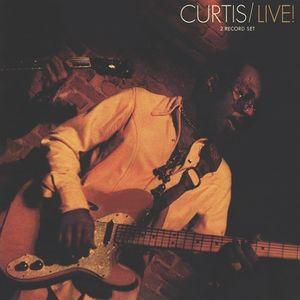 Curtis /  Live!