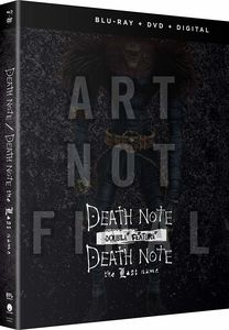 Death Note Live Action Movies: Movies One And Two