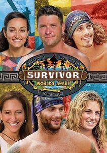 Survivor 30 Worlds Apart
