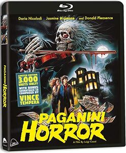 Paganini Horror (Limited Edition)