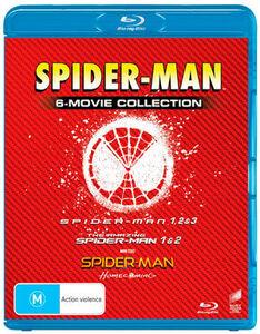 Spider-Man: Movie Pack (Amazing Spider-Man 2 /  Amazing Spider-Man / Spider-Man /  Spider-Man 2 /  Spider-Man 3 /  Spider-Man: Homecoming)[All-Region/ 1080p] [Import]