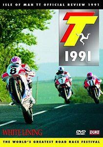 1991 Isle Of Man Tt Review: White Lining