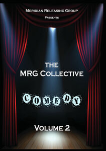 The Mrg Collective Comedy, Vol. 2