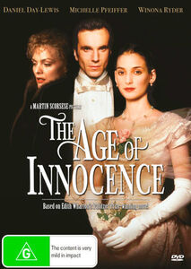 The Age of Innocence [Import]