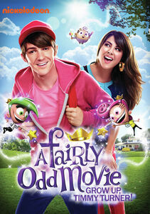Fairly Odd Movie: Grow Up, Timmy Turner!