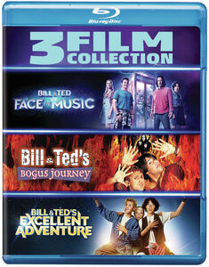 Bill & Ted: 3-Film Collection