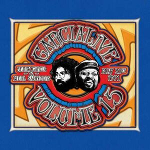 GarciaLive VolUME 15: May 21st, 1971 Keystone Korner