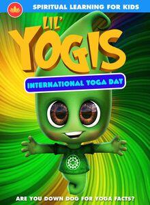 Lil' Yogis: International Yoga Day