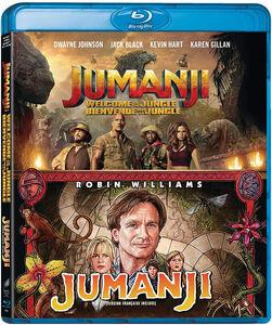 Jumanji /  Jumanji: Welcome to the Jungle [Import]