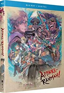 APPARE-RANMAN!: The Complete Season