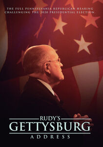 Rudy's Gettysburg Address