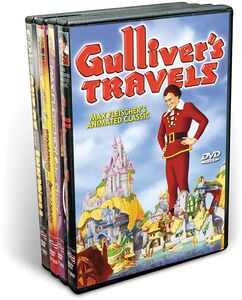Max Fleischer Cartoon Classics Collection