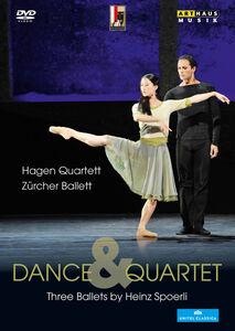 Dance & Quartet: Three Ballets