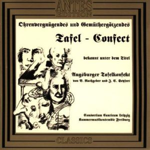 Augsburg Tafelkonfek Sing Rathgeber