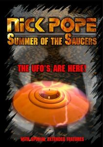 Nick Pope: Summer of Saucers