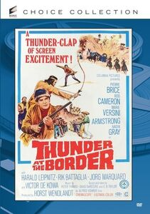 Thunder at the Border