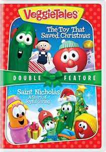 Veggietales Holiday: The Toy That Saved Christmas/ Saint Nicholas: AStory Of Joyful Giving