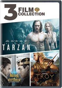 The Legend Of Tarzan/ King Arthur/ Troy