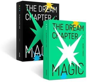 The Dream Chapter: Magic (Sanctuary) (Green Art)