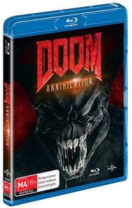 Doom: Annihilation [All-Region/ 1080p] [Import]