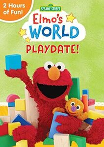 Sesame Street: Elmo's World - Playdate!