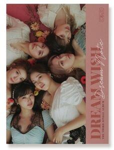 Dreamwish (Incl. 76pg Photobook, 2020 Calendar Postcard + 2 xPhotocards) [Import]