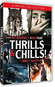 Thrills and Chills: 4-Movie Collection
