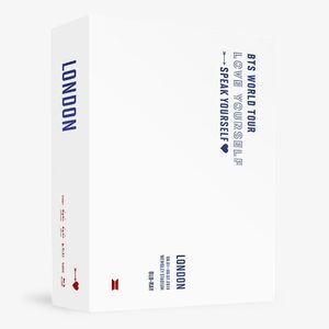 World Tour 'Love Yourself: Speak Yourself' (London) (incl. 20pgPhotobook + Photostand) [Import]