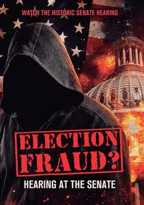 Election Fraud Hearing At The Senate