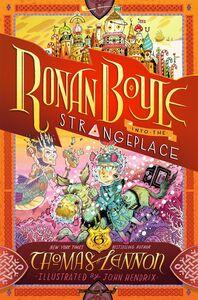 RONAN BOYLE INTO THE STRANGEPLACE