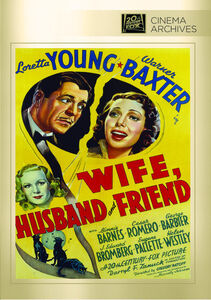 Wife, Husband and Friend